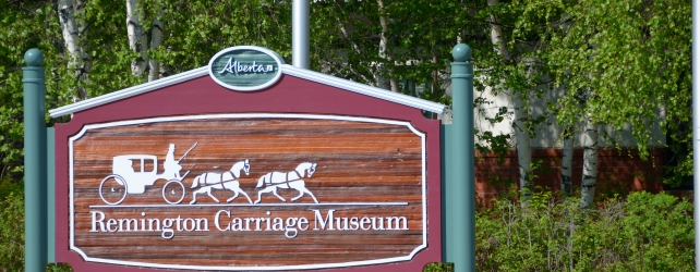Remington Carriage Museum